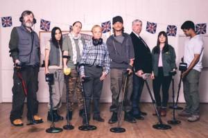 BBC4 original comedy drama, Detectorists (BBC/PlanetX image)